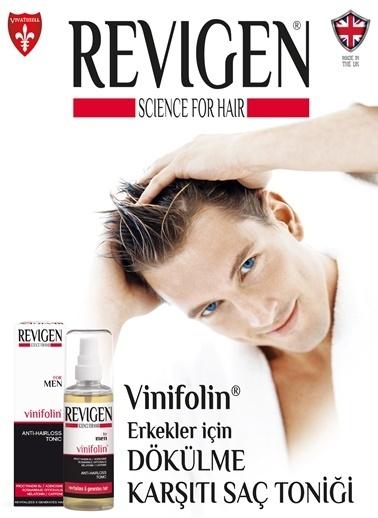 Revigen REVIGEN Vinifolin Anti-Hairloss Tonic For Men 100 ml - Saç Dökülmesi Toniği (Erkek) Renksiz